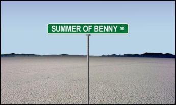 Summer of Benny Dr