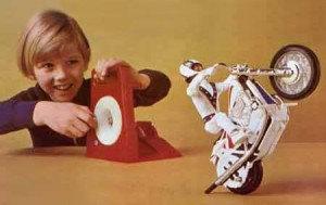 Evil Knievel Toy