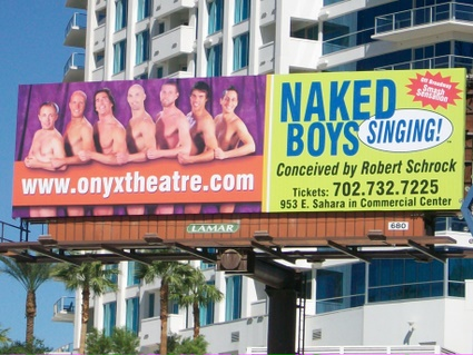 Vegas Billboard