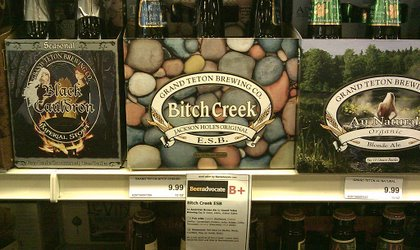 Bitch Creek Beer