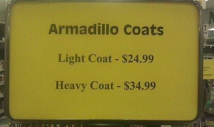Amardillo Coat