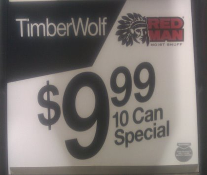 TimberWolf 10 Can Special