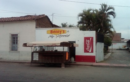 It's Benny's - Not Denny's