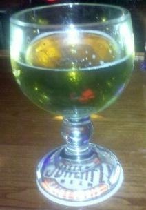 Beer at Westport Pizza on 4/20